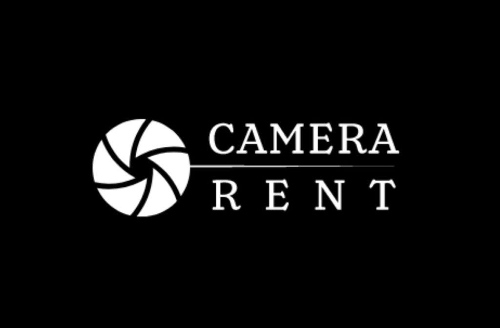 カメラのサブスク会社カメラレントのロゴ